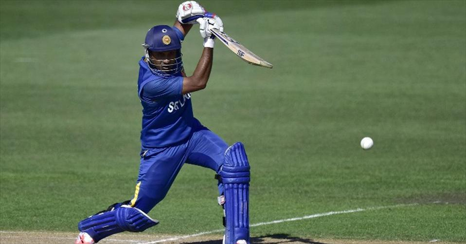 Mahela earns Lanka their first  WC Win